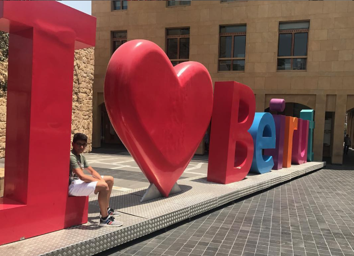 Jaden Beirut