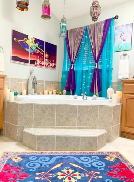 aladdin bath