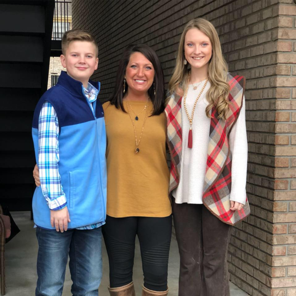 jocelynn and her kids