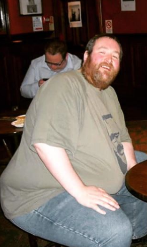 phil before weight loss