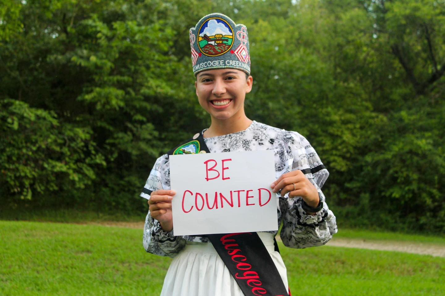 be counted intiative