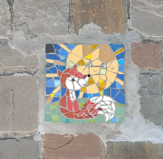 schaerbeek mosaic tile