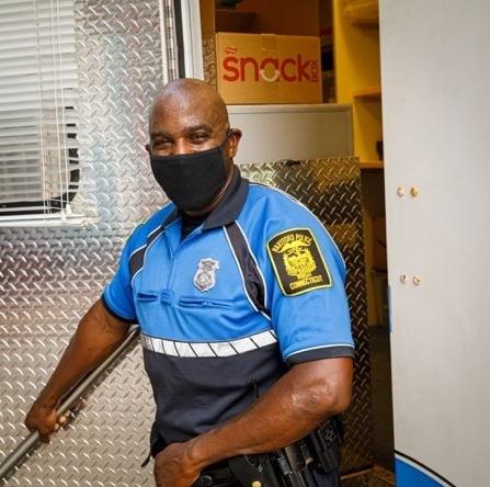 officer barrett