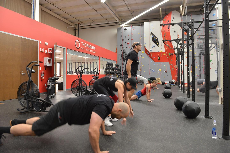 phoenix gym class
