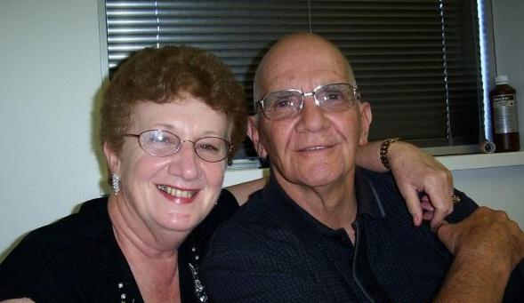 juanita and late husband