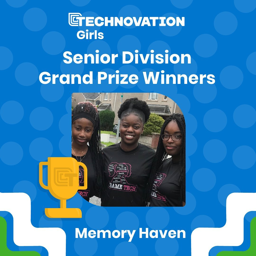 technovation girls winners