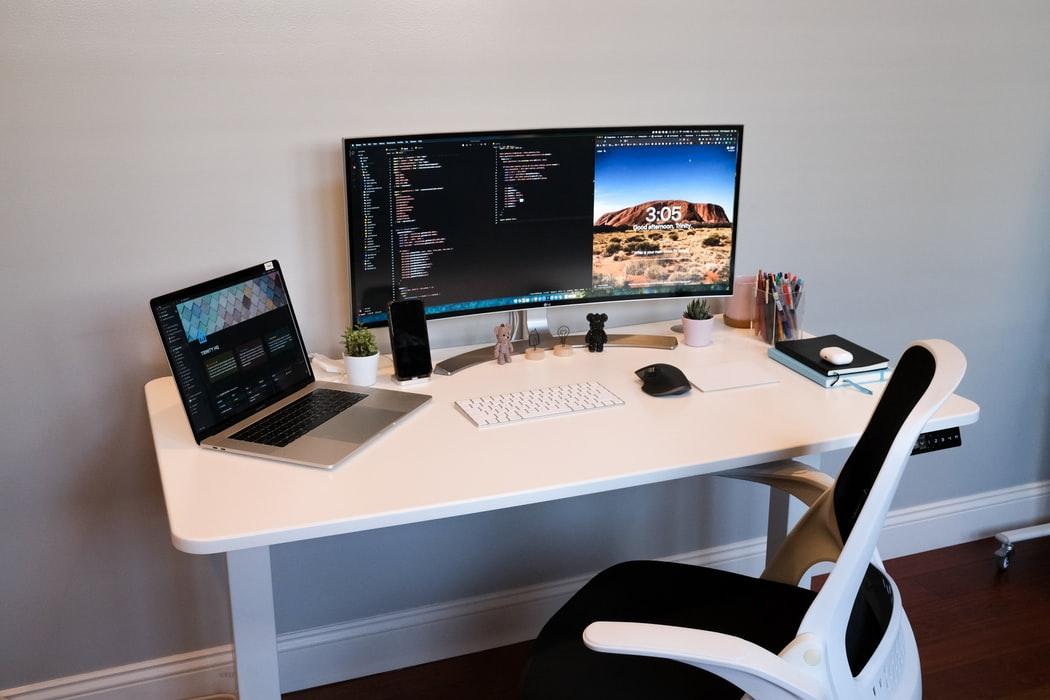 desk workstation