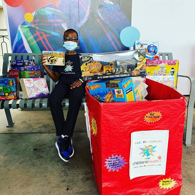 orion's toy drive
