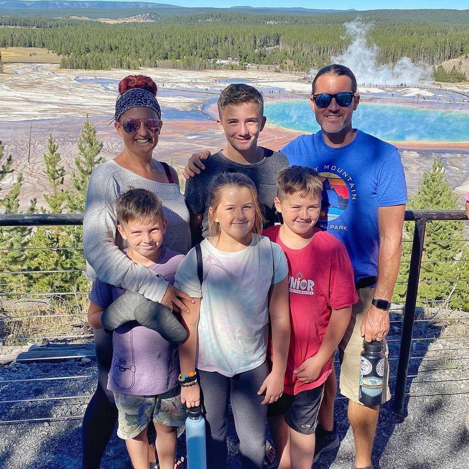 crazy family adventure