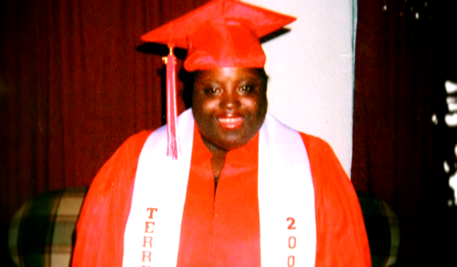 deondra's high school graduation