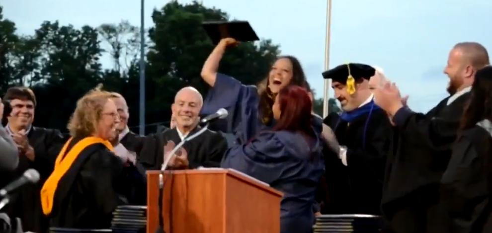 tajia's graduation