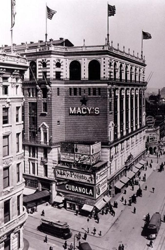 Vintage Storefronts