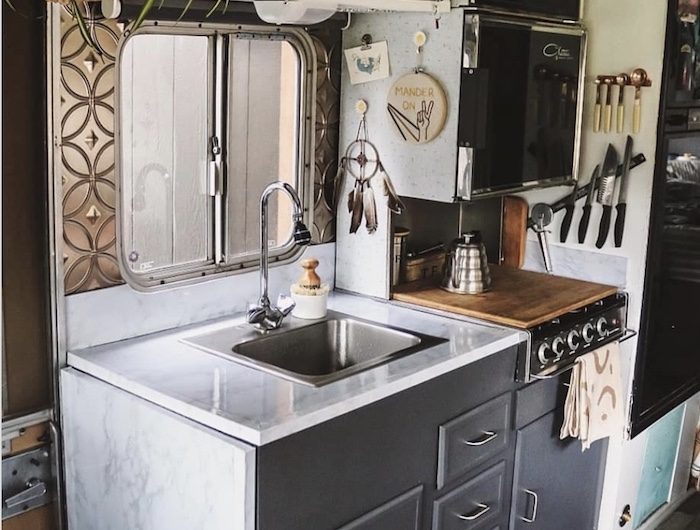 jessy's camper kitchen