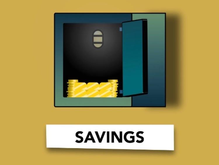 savings safe