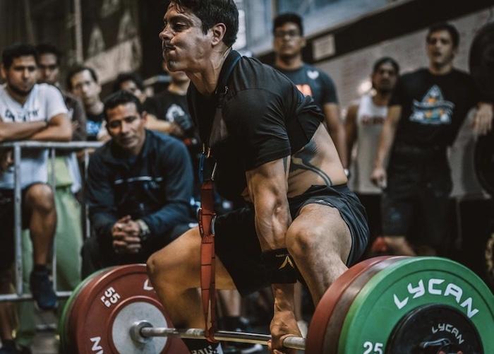 victor assaf weightlifting