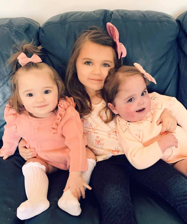 valentina and sisters