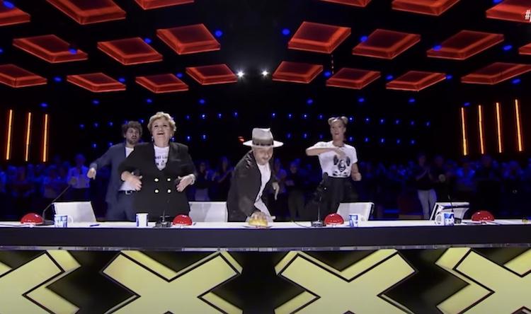 italia's got talent judges