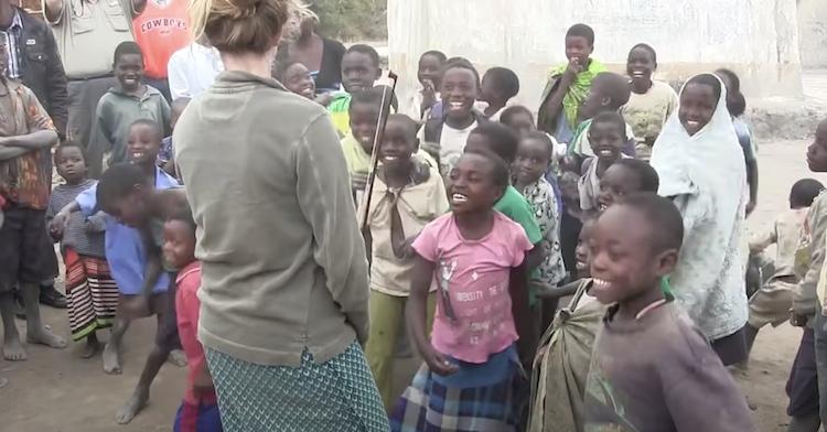 malawi kids smiling