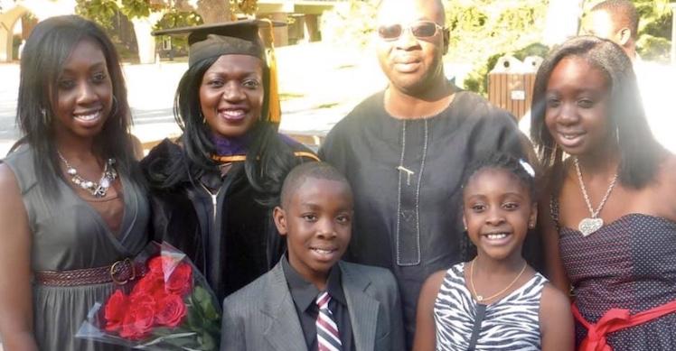 mom's law school graduation