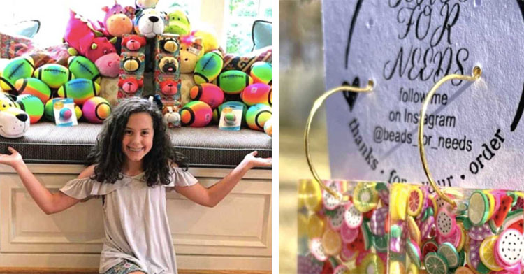 Young Girl 'Adopts' 6 Children Through Charity, Fulfills Their Wish Lists