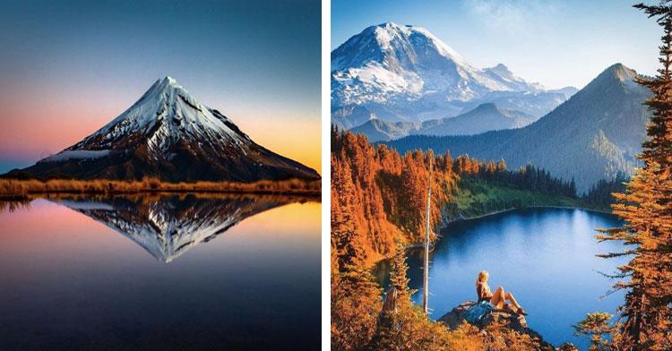 amazing mountain ranges