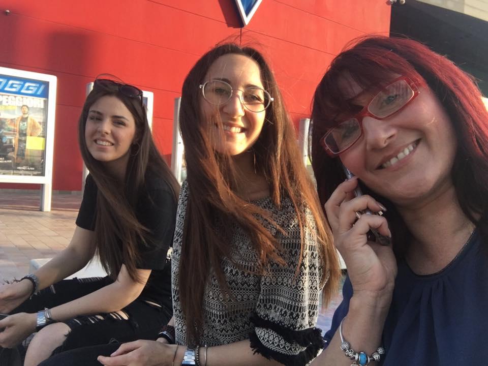Caterina Alagna and Melissa Fodera and Marinella Marino