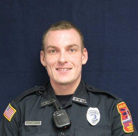 Officer Tony Becker
