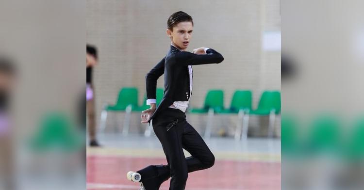 Guillermo Gomez Correas skater